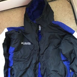 Vintage Winter Columbia Jacket